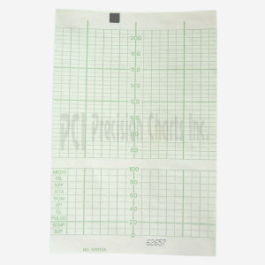 Philips Compatible M1913A Fetal Monitoring Recording Charts